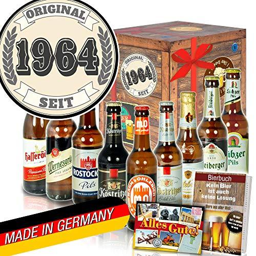 Original seit 1964 ++ Geschenkidee 1964 ++ DDR Bierbox