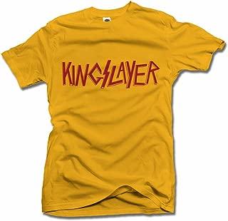 Kingslayer Band Gold T-Shirt Men's Tee (6.1oz)