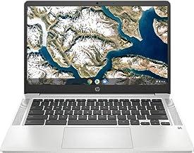 HP Chromebook, 14a-na0061dx, FHD, N4000, 4GB, 32GB, Sliver