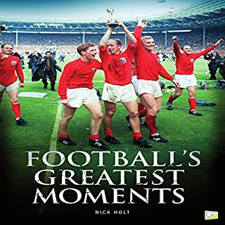 Football's Greatest Moments cover art