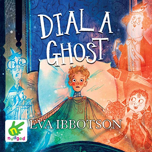 Dial a Ghost audiobook cover art