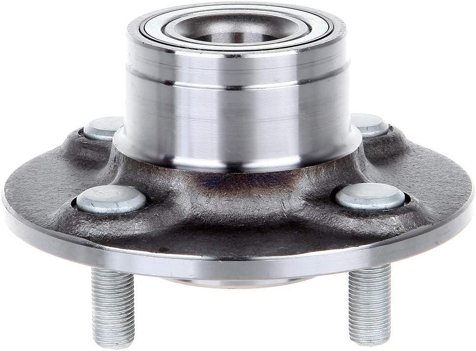 GDSMOTU 1PC Rear Wheel Super sale Hub Atlanta Mall and Replace Bearing 5 4 Lugs Assembly