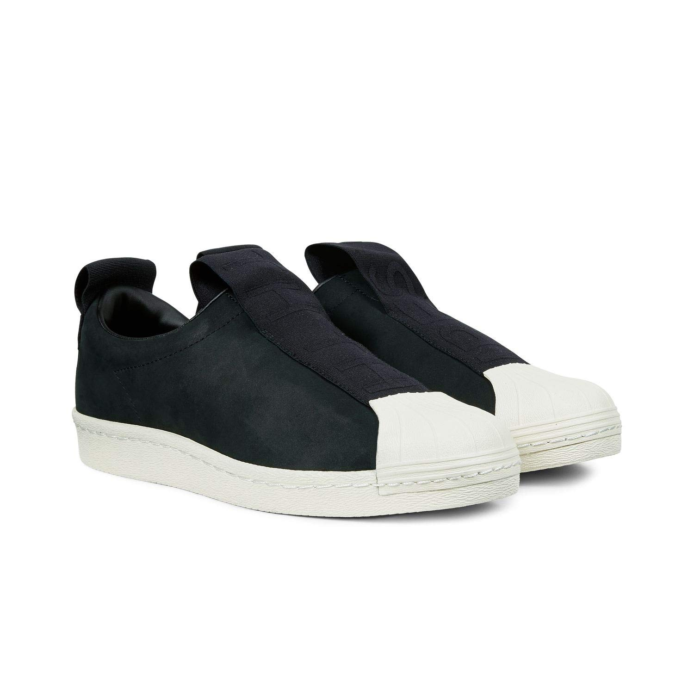 adidas superstar bw slip on shoes