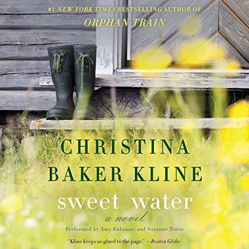 Sweet Water audiobook cover art