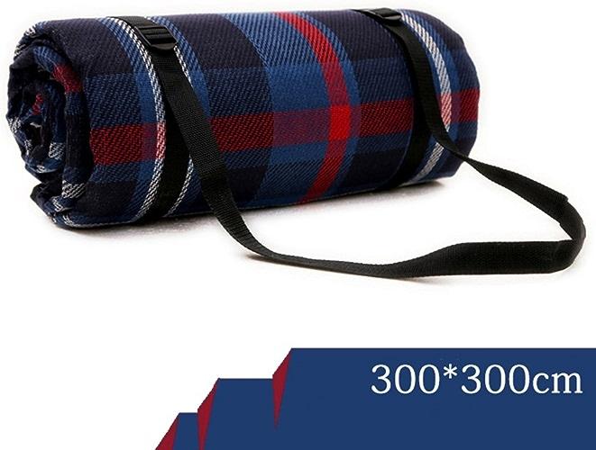 Coussin anti-humidité ZXLDP Couvertures de Pique-Nique Grid Picnic Mats imperméable Moisture Pad éponge Rempli Multi-Taille Accessoires de Tente
