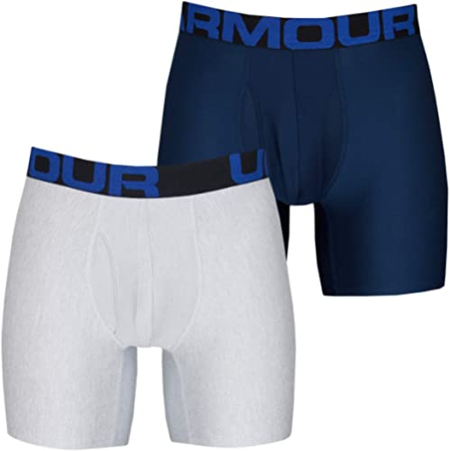 Under Armour Tech Men's Boxerjock 6-inch 2-Pack