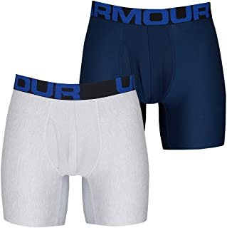 Under Armour Men's Tech 6-inch Boxerjock 2-Pack