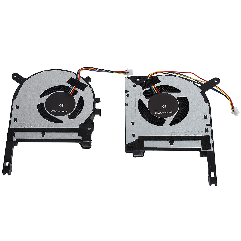 CPU Cooling Fans 2Pcs Direct sale of manufacturer Aluminium Portable GPU Lapt Alloy Elegant Cooler