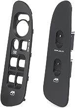 Window Switch Bezel for Dodge Ram Switch Panel, Driver & Passenger Side