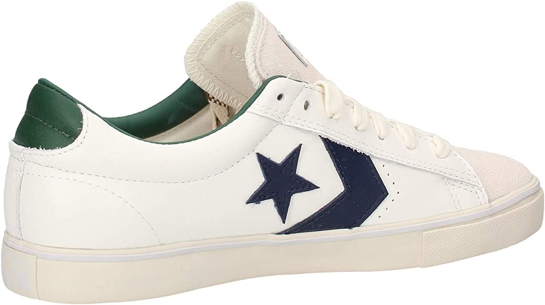 Converse Pro Lth Ox Sneaker Bianca Unisex 167972C : Amazon.it: Moda