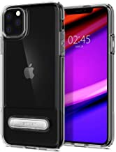 Spigen Slim Armor Essential S Case for The Apple iPhone 11 (Crystal Clear)
