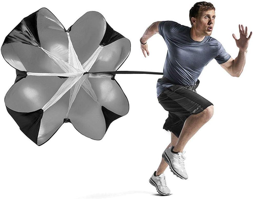 Biowlucn Cheap mail order shopping Running Speed Traini Parachutes Training Ranking TOP1