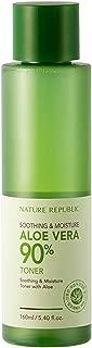 Nature Republic - Soothing & Moisture - Aloe Vera Toner - Facial Care