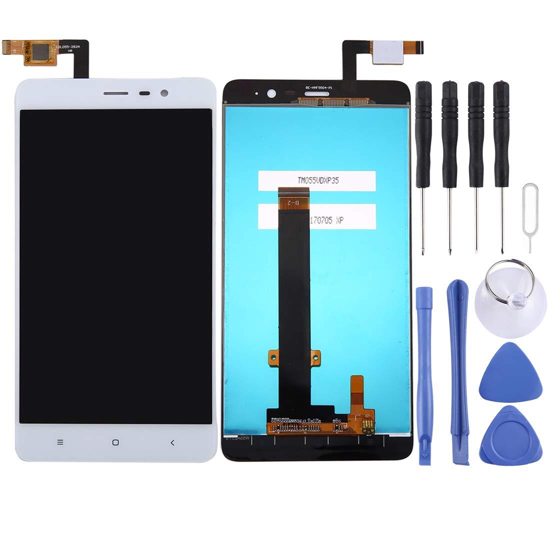 JUNXI Phone para Xiaomi Redmi Note 3 Pro Pantalla LCD y ensamblaje ...