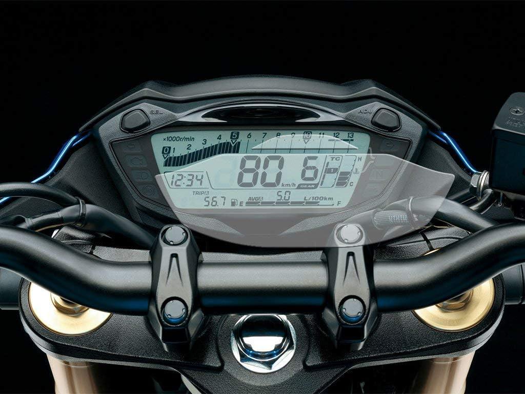 GSX-S1000 2016+ SHIELDOTRON Instrument Cluster Screen Protector Fits Suzuki GSX-S750 2017+ SV650 2016+