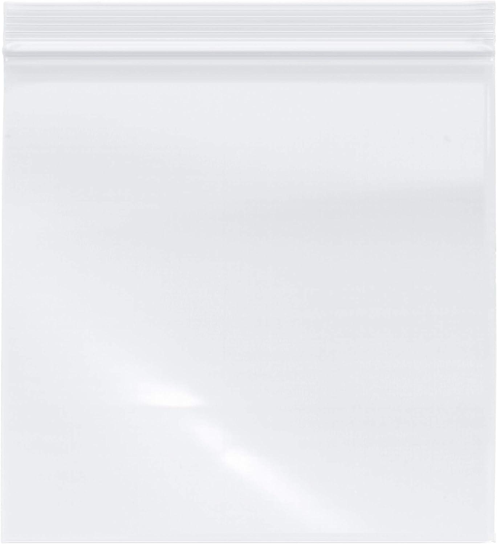 Plymor Zipper Reclosable Plastic Bags 2 x 1 Mil Pack Direct stock discount In stock 8