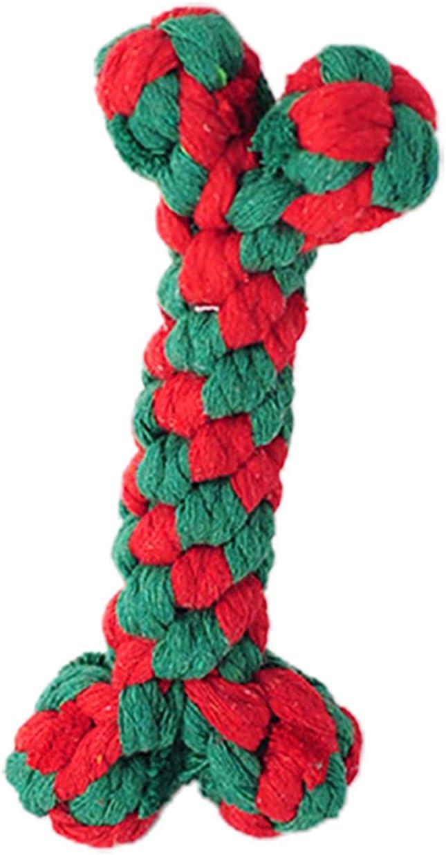 xxiaoTHAWxe Dog Bite trust Tug Toy Shape Molar Series Te Limited time sale Christmas