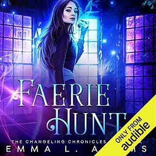 Faerie Hunt audiobook cover art