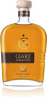 Marzadro, Grappa Giare Amarone, affinamento 36 mesi - bottiglia in vetro da 700ml