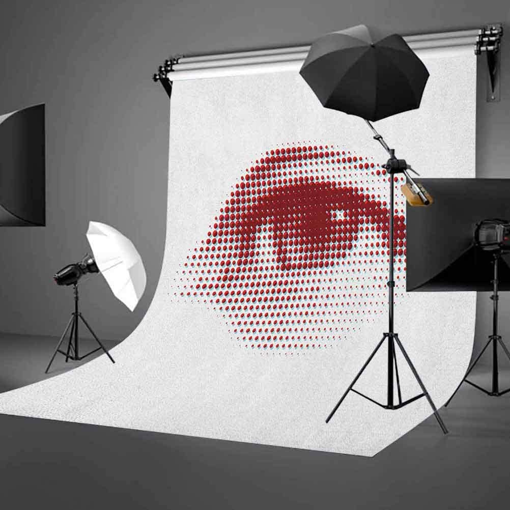 8x12 FT Lantern Vinyl Photography Backdrop,New Year of Chinese Calendar Celebrations Imagery Abstract Art Background for Baby Shower Bridal Wedding Studio Photography Pictures