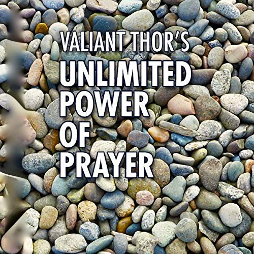 Valiant Thor's Unlimited Power of Prayer cover art