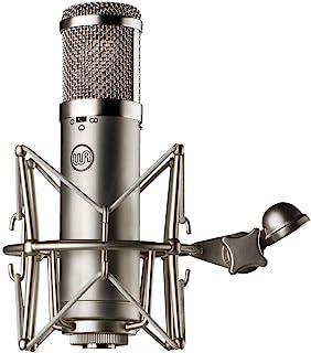 میکروفن کندانسور دیافراگم بزرگ WMA صوتی W-47Jr