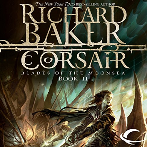 Corsair audiobook cover art