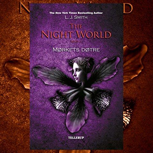 Mørkets døtre audiobook cover art