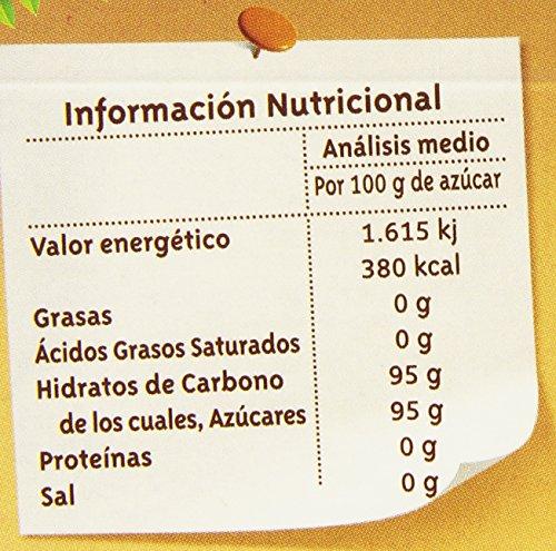 Azucarera - Azúcar moreno de caña integral en azucaritos - 50 azucaritos (total 300 gr)