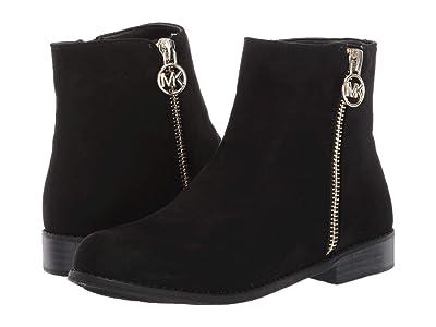 MICHAEL Michael Kors Kids Emma Latica (Little Kid/Big Kid) (Black) Girls Shoes