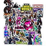 GUANG Fortnite Eating Chicken Carrito de Equipaje Personalizado Cuaderno Graffiti Pegatinas 50