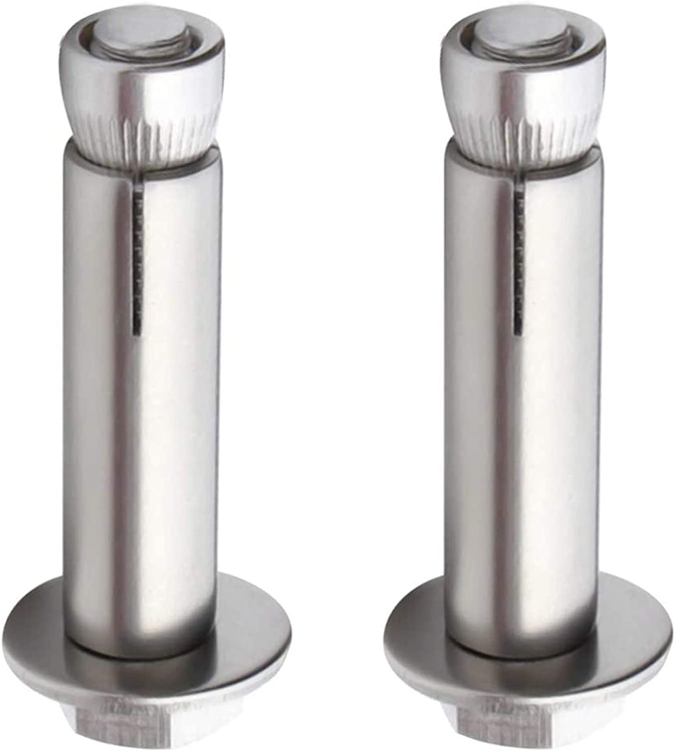 DWhui Expansion low-pricing Bolt Thread Sleeve 2pcs St Sale price 304 Anchor Stainless