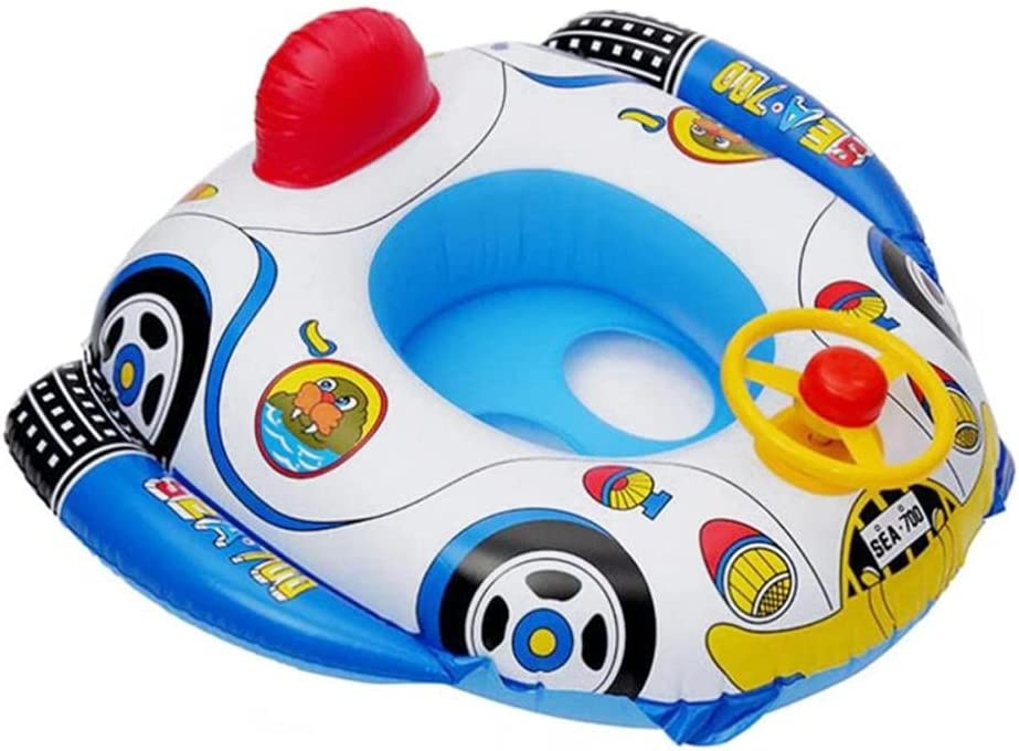 Limited price sale Free shipping on posting reviews Float Car Swim Accessories Inflatable Ring Ci Children Baby