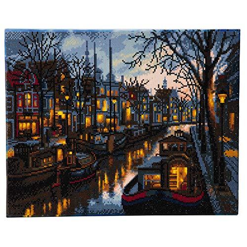 CRYSTAL ART CAK-A42 40x50cm Landscape Framed Kit, Multicolor