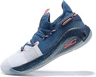 Bazi Sport Men's UA Curry 6 Lightweight Basketball Sports Shoes