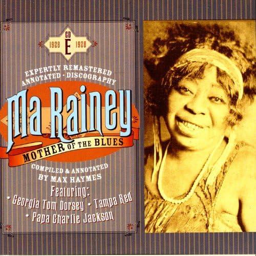 Ma Rainey, Georgia Tom Dorsey, Tampa Red & Papa Charlie Jackson