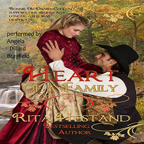 Heart of a Family audiobook cover art