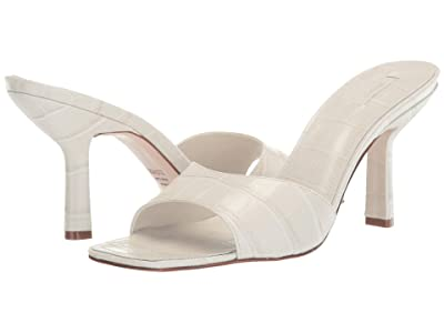 Schutz Posseni (Pearl New Crocodile) Women