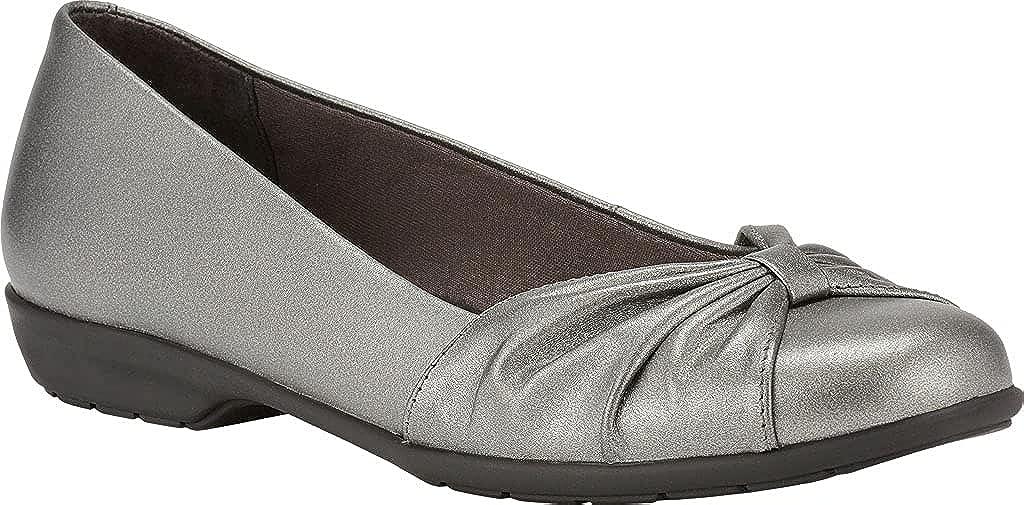 Walking Cradles Women's Fall Pewter Leather 11 N US N (A)