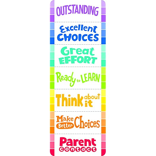 This is a graphic of Clip Chart Printable regarding classroom