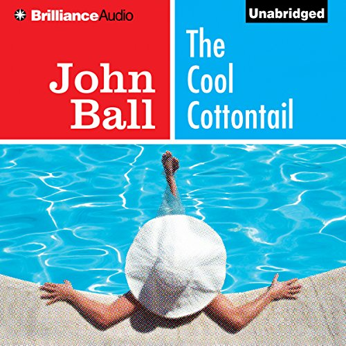 The Cool Cottontail audiobook cover art