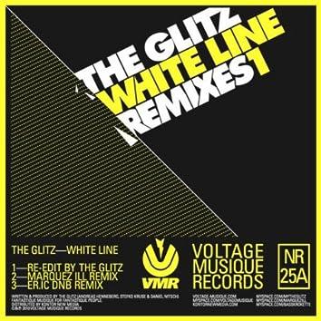 White Line Remixes 1