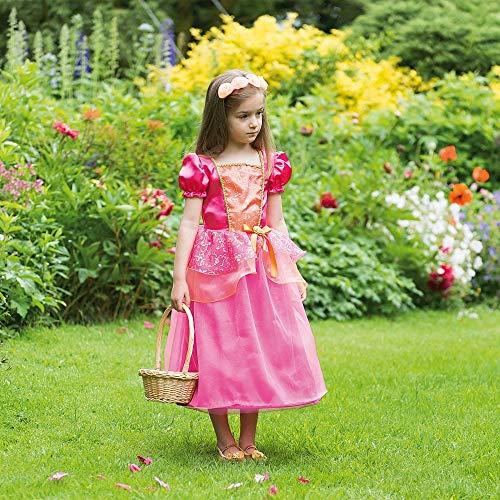 Amscan Habillez Prtr3 Tropical Princess - yrs - Dress Up, filles, non solide Couleur, 3-5 ans - version anglaise