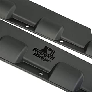 Rugged Ridge 11651.12 Body Armor Rocker Guard Kit for 4 Door Jeep Wrangler