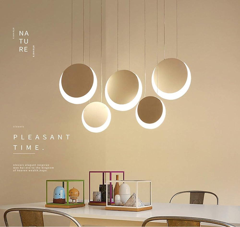 Kuandar chandelier, lampadario led creativo RYYABC325