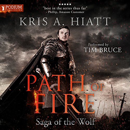 Path of Fire audiobook cover art