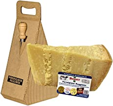 Azienda Agricola BONAT - Parmigiano Reggiano 14/16 Months 1Kg + Gift Box with Cheese Tool