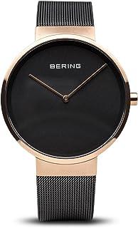 Bering 丹麦品牌 经典系列 石英男士手表 14539-166