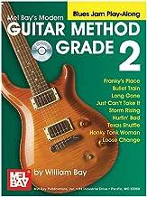 Mel Bay Modern Guitar Method Grade 2 Blues Jam Play-Along - Libro y CD