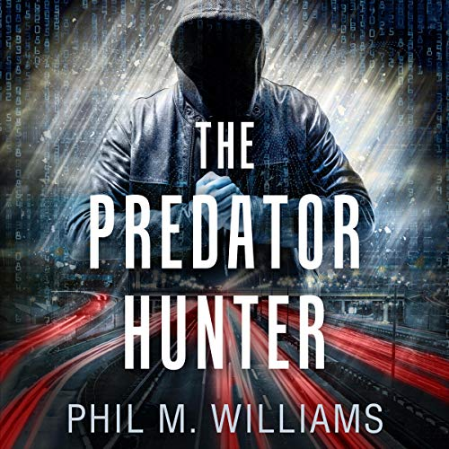 The Predator Hunter audiobook cover art
